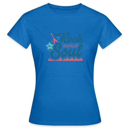 Rock Heals The Soul - Women's T-Shirt