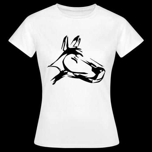 der hund 10 x 10 - Frauen T-Shirt