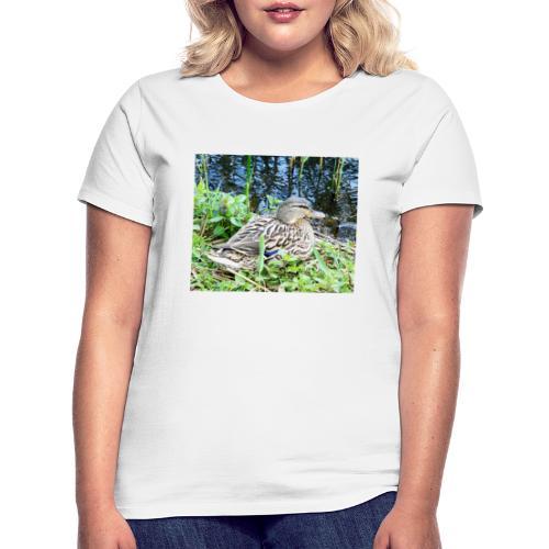 Ente - Frauen T-Shirt