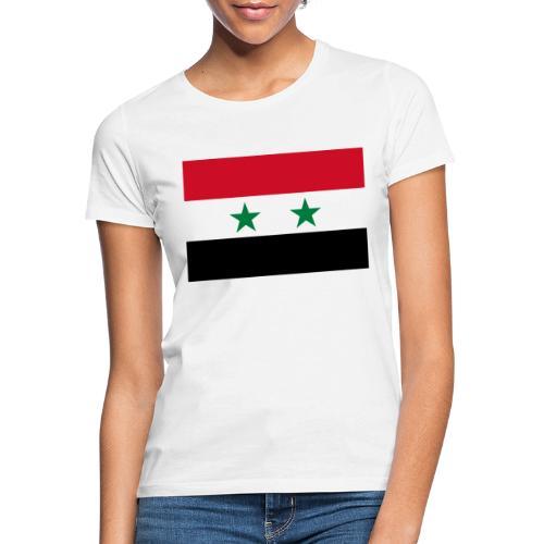 syrien - Frauen T-Shirt