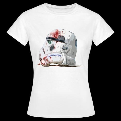 Fallen Stormtrooper - Women's T-Shirt