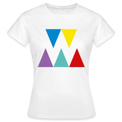 Logo We are les filles - T-shirt Femme