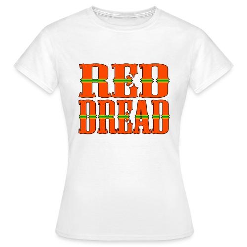 Red Dread - T-shirt Femme