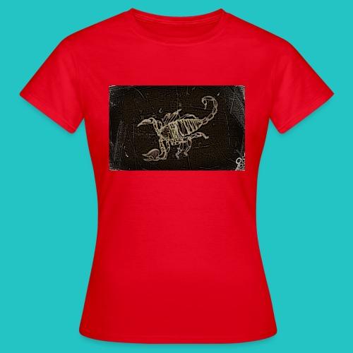skorpion_grafika-jpg - Koszulka damska