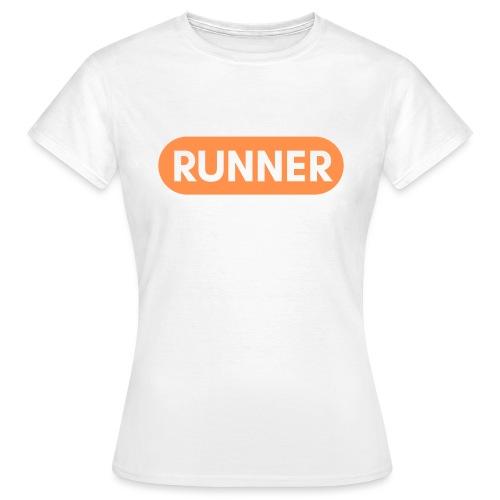 RUNNER - Vrouwen T-shirt