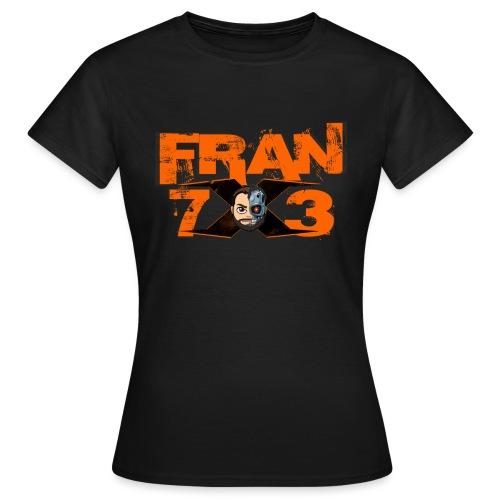 FranX73 Retro - Camiseta mujer