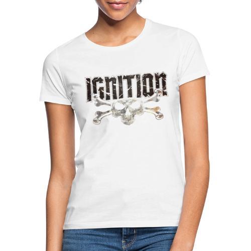 Ignitionskull - Frauen T-Shirt