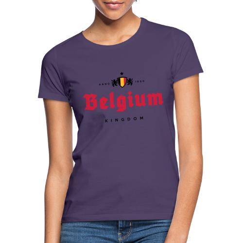 Bierre Belgique - Belgium - Belgie - T-shirt Femme