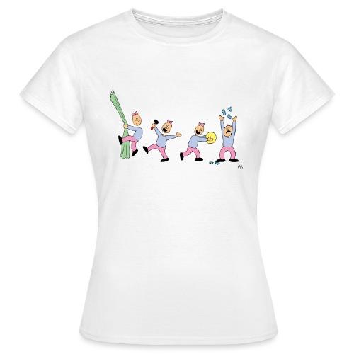 toern babybody - T-skjorte for kvinner