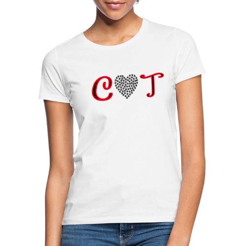 Cats Lovers - Camiseta mujer