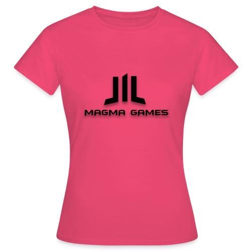 Magma Games t-shirt - Vrouwen T-shirt