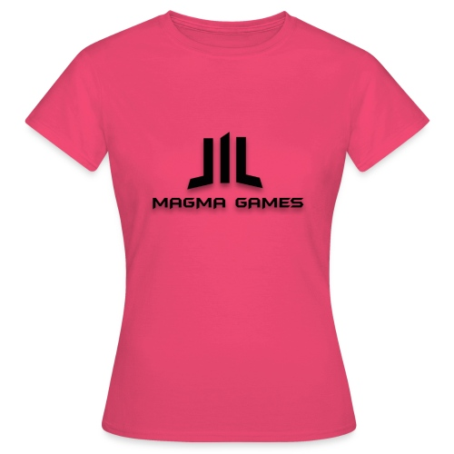 Magma Games S4 hoesje - Vrouwen T-shirt