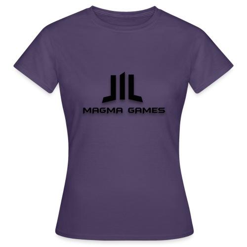 Magma Games kussen - Vrouwen T-shirt
