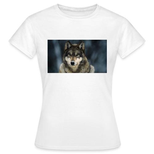 wolf shirt kids - Vrouwen T-shirt