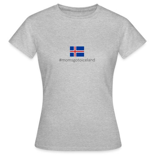 Iceland - Women's T-Shirt