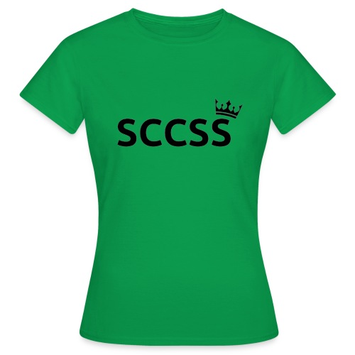 SCCSS - Vrouwen T-shirt