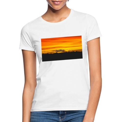 SunSet - Dame-T-shirt