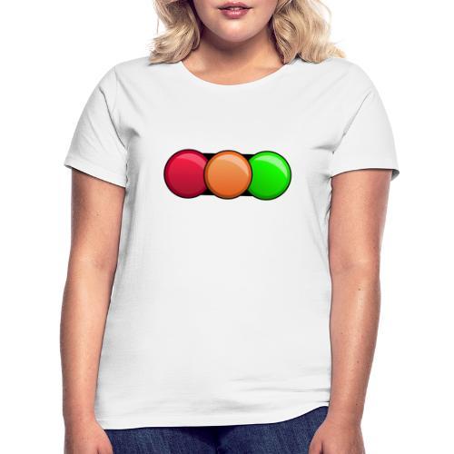 Fahrschule DAMIAN - Frauen T-Shirt