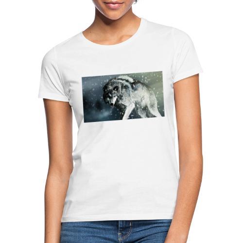 Wolf - Camiseta mujer