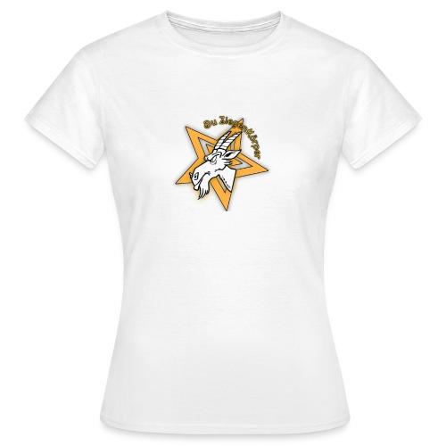 Ziegenkörper - Frauen T-Shirt