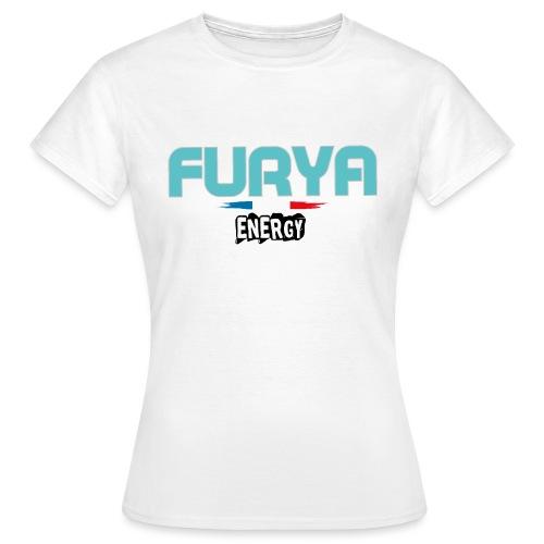 Furya 2021 Black - T-shirt Femme