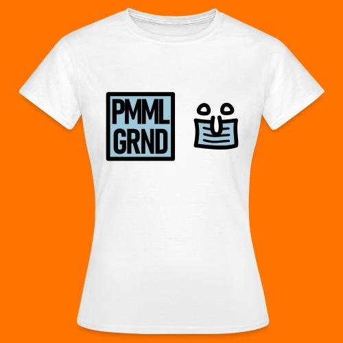 PMML GRND Maskenträger Rüsselzeiger - Frauen T-Shirt