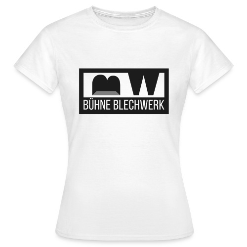 BBW logo - Frauen T-Shirt