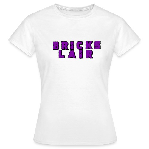 BrickslairLogoMerch - Women's T-Shirt