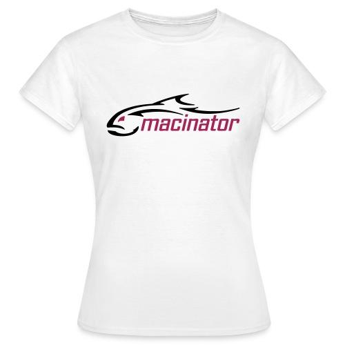 macinator 2020 - Maglietta da donna