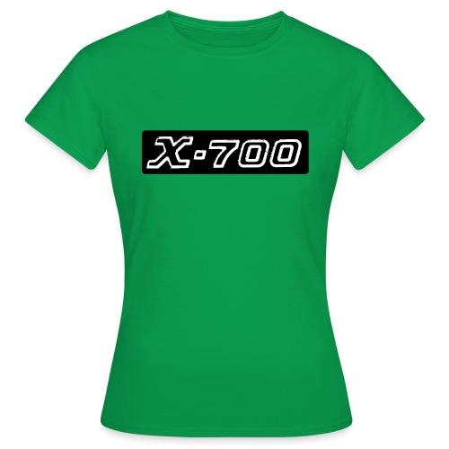 Minolta X-700 - Maglietta da donna