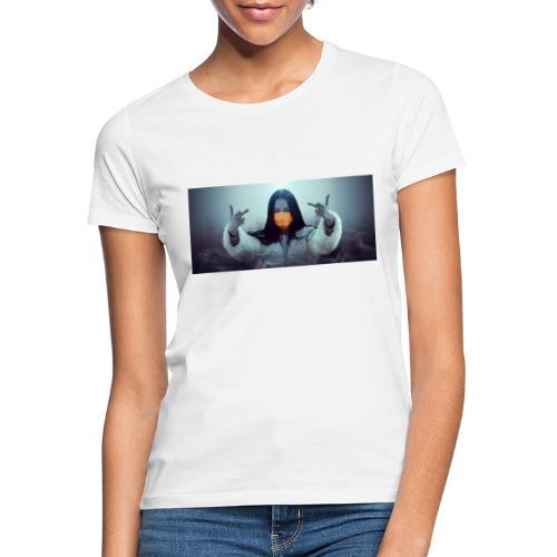 mask stevanka - Frauen T-Shirt