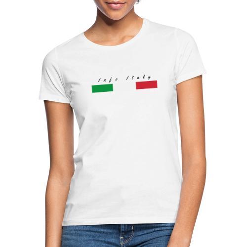 Info Italy Design - Maglietta da donna