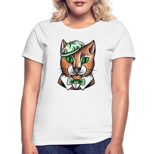 Swingcat - Maglietta da donna
