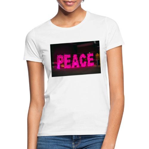 paz - Camiseta mujer