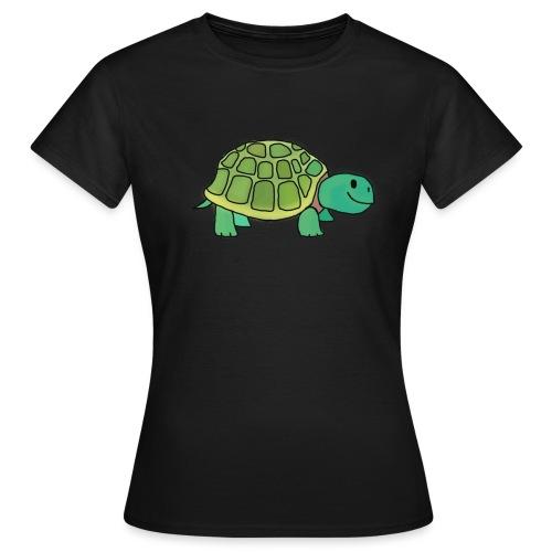 Sammie Schildpad - Vrouwen T-shirt