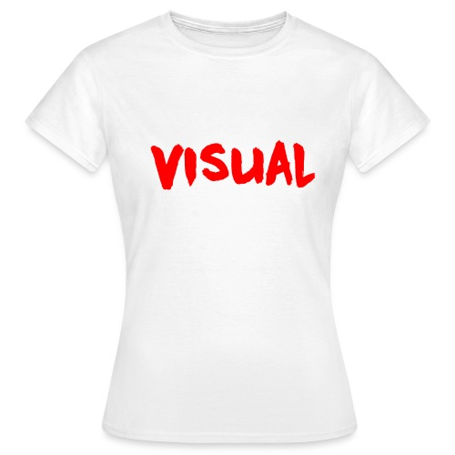 Visual red png - Women's T-Shirt