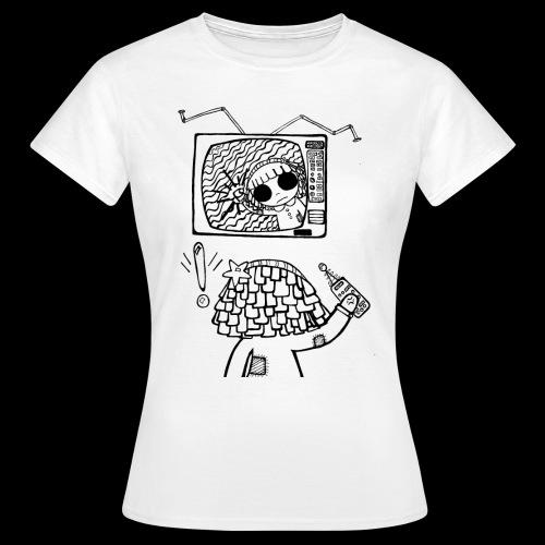 dehidre 1 - Camiseta mujer