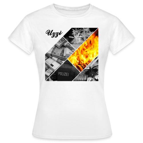 Uzzi fire - Frauen T-Shirt