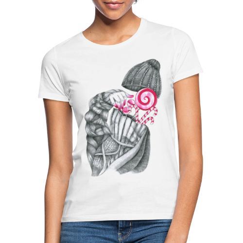 Guilty pleasure - Frauen T-Shirt