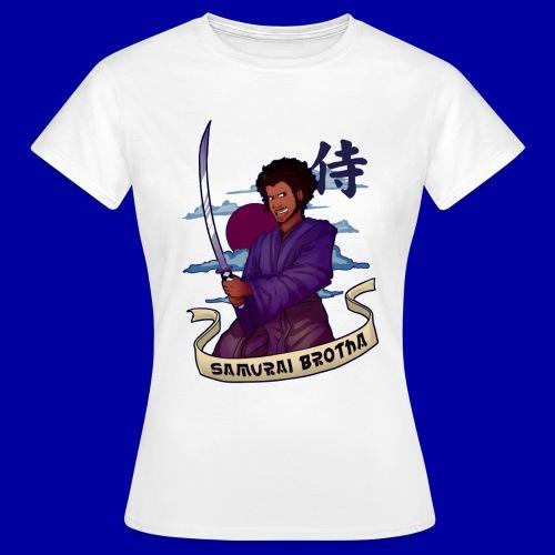 Samurai Brotha - Women's T-Shirt