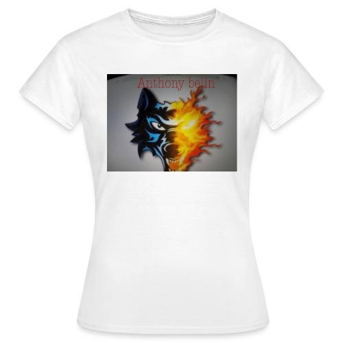 E44A4C12 938F 44EE 9F52 2551729D828D - T-shirt Femme