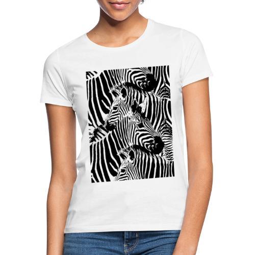 Zebras - Camiseta mujer