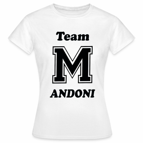 Team Androni - Camiseta mujer