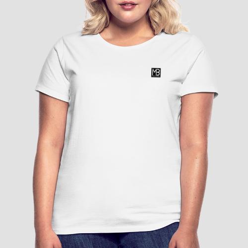 Logo MB Graphic Designer Black - Maglietta da donna