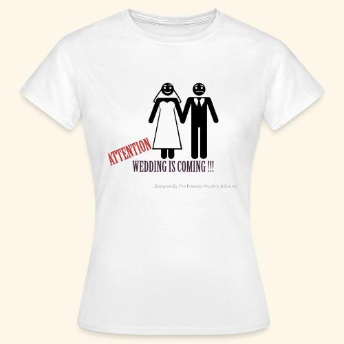 SPOSI - Maglietta da donna
