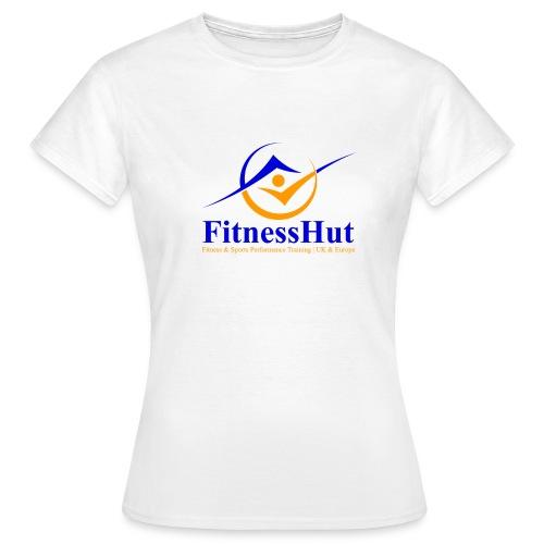 FitnessHutUK Logo Kit - Women's T-Shirt