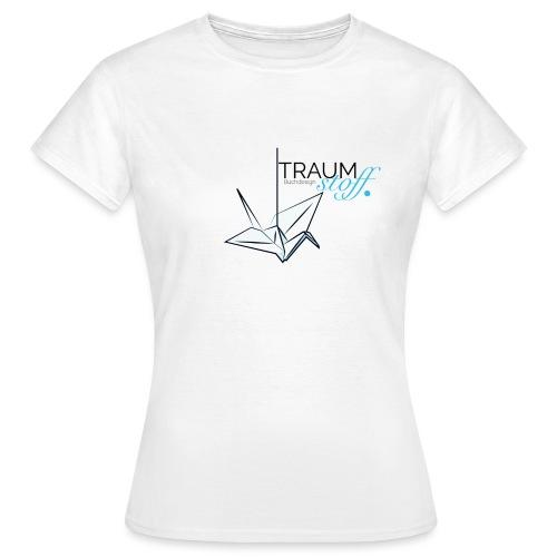 Traumstoff Logo - Frauen T-Shirt