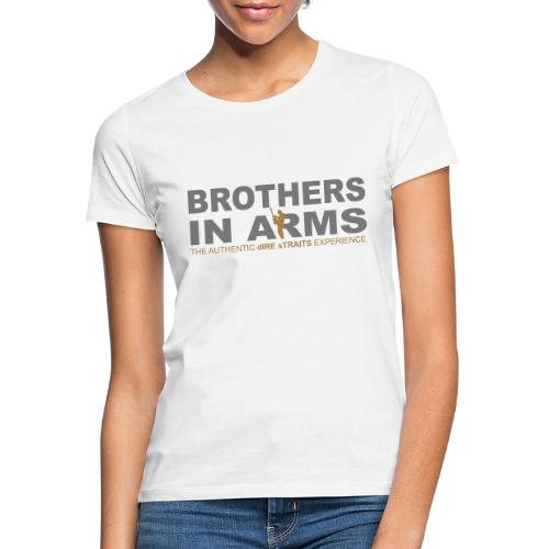 Brothers in Arms - grey - 2020 - Frauen T-Shirt