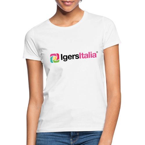 IgersItalia - Colori - Maglietta da donna