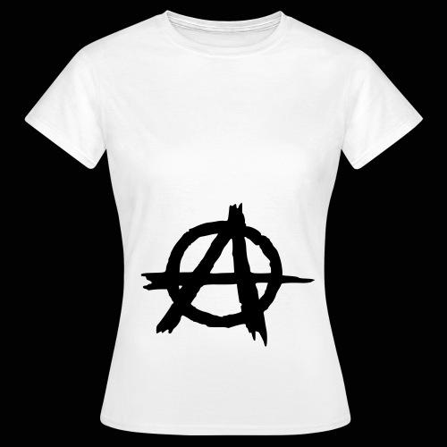 anarchy - Women's T-Shirt